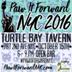 Paw It Forward 2016 to Benefit JerseyCats