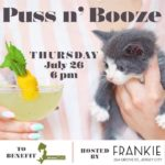 Puss 'n Booze!